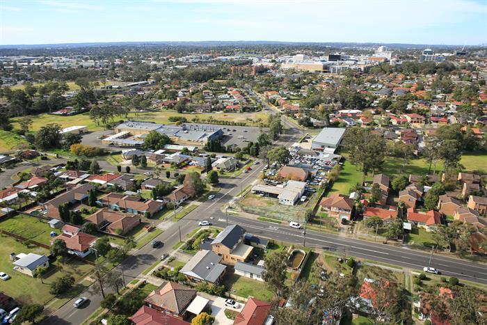 102, 104 Kildare Road & 1 Walters Road BLACKTOWN NSW 2148