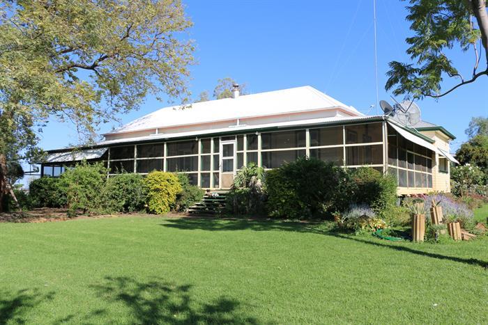 Adavale Road BLACKALL QLD 4472