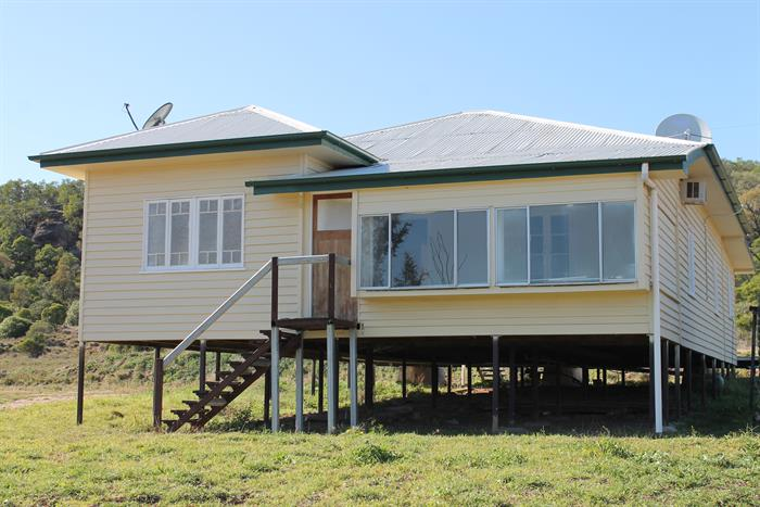 2687 Dawson Developmental Road SPRINGSURE QLD 4722