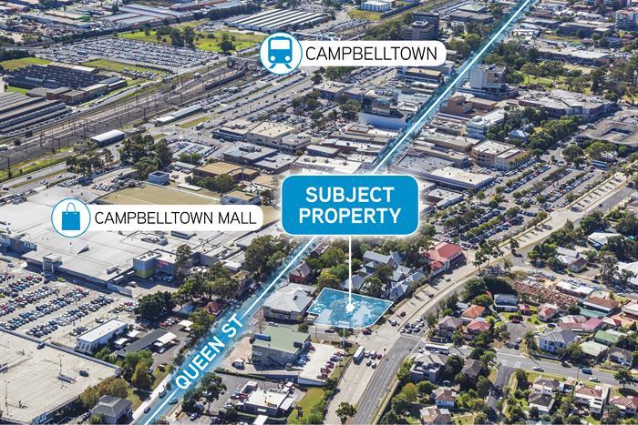2 Bradbury Avenue CAMPBELLTOWN NSW 2560