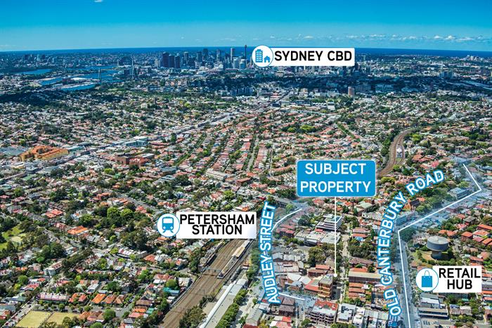 Part 71-91 Audley Street PETERSHAM NSW 2049