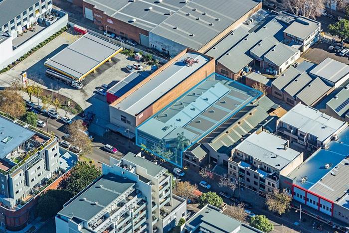 556-558 Botany Road ALEXANDRIA NSW 2015