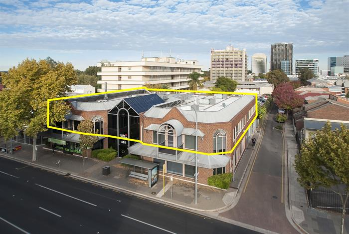 465 Pulteney Street ADELAIDE SA 5000