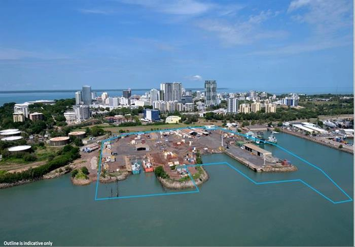 Lot 6506, 5360, 5361, 5278 & 5500 Frances Bay Drive DARWIN NT 0800