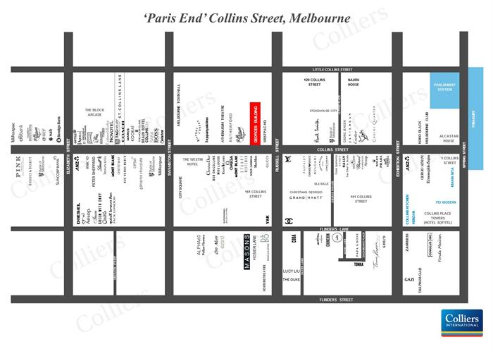 162-168 Collins Street MELBOURNE VIC 3000