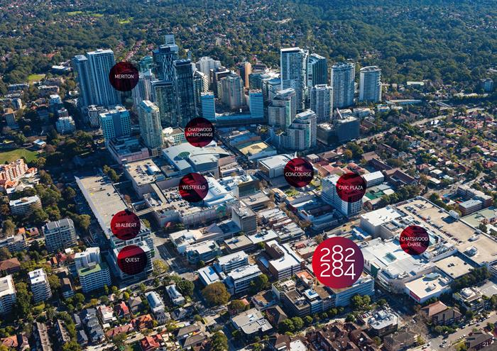 282-284 Victoria Ave CHATSWOOD NSW 2067