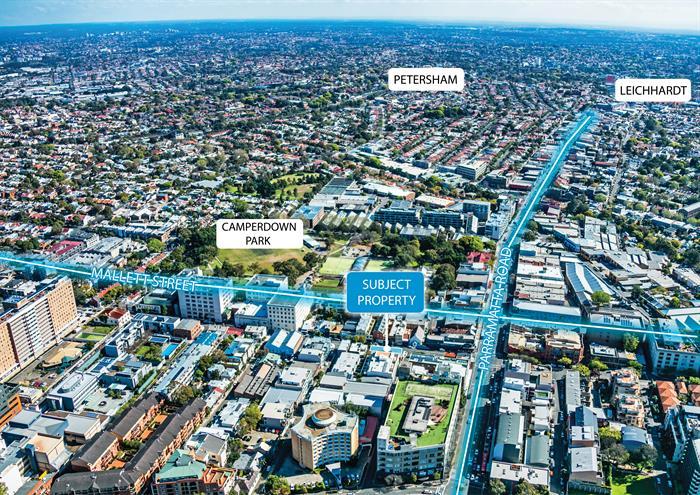 32-44 Church Street CAMPERDOWN NSW 2050