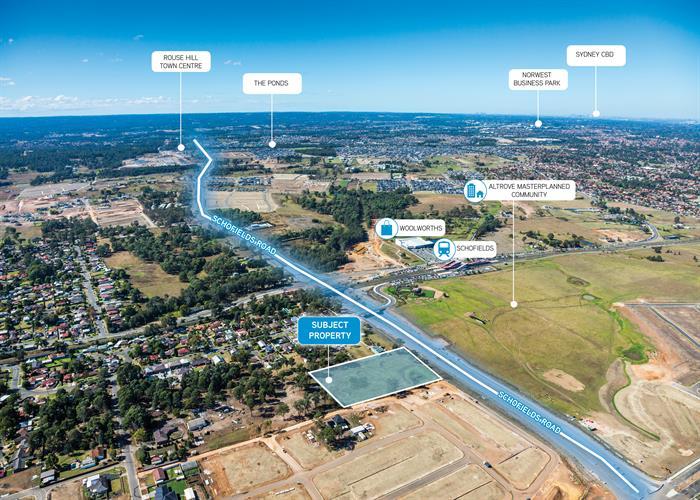 Lot B Schofields Road SCHOFIELDS NSW 2762