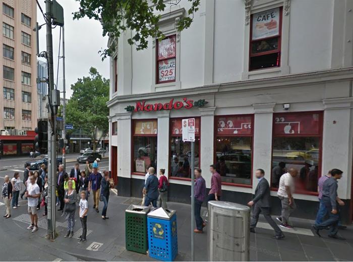168 Bourke Street MELBOURNE VIC 3000