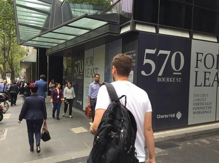 570 Bourke Street MELBOURNE VIC 3000