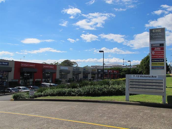 7-13 Victoria Avenue CASTLE HILL NSW 2154