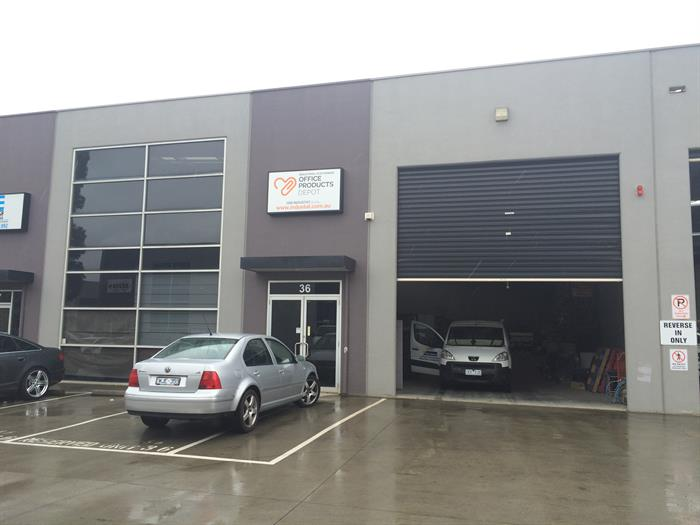 Unit 36, 640-680 Geelong Road BROOKLYN VIC 3012