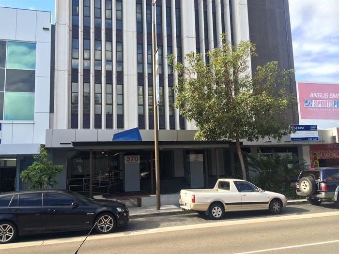 GF, 370 Flinders Street TOWNSVILLE CITY QLD 4810