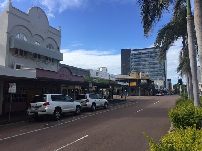 509 Flinders Street TOWNSVILLE CITY QLD 4810