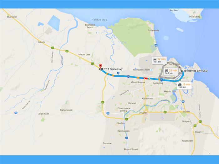 Bruce Highway SHAW QLD 4818