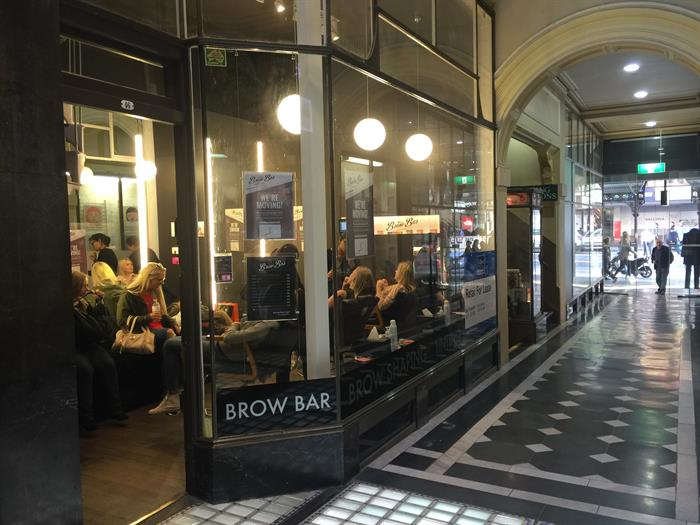 331-339 Bourke Street Mall MELBOURNE VIC 3000
