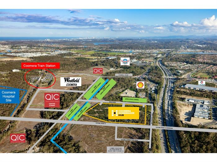 1 Spottiswood Drive COOMERA QLD 4209