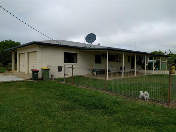address available on request HORSESHOE LAGOON QLD 4809