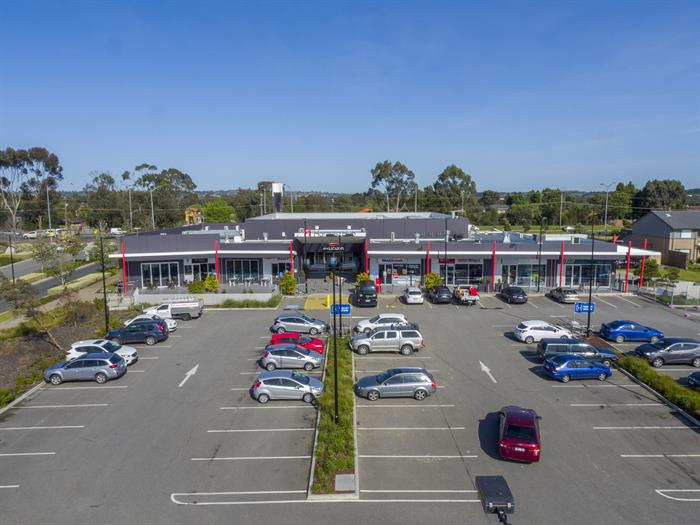 Cnr Stud Road & Harcrest Boulevard WANTIRNA SOUTH VIC 3152