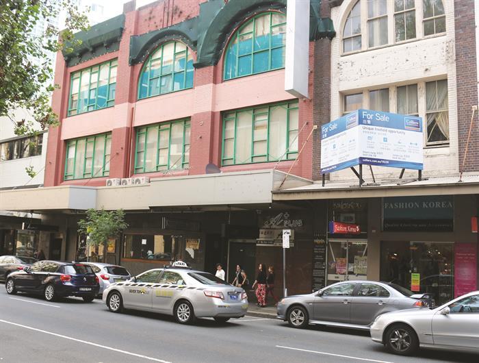 321-325 Sussex Street HAYMARKET NSW 2000