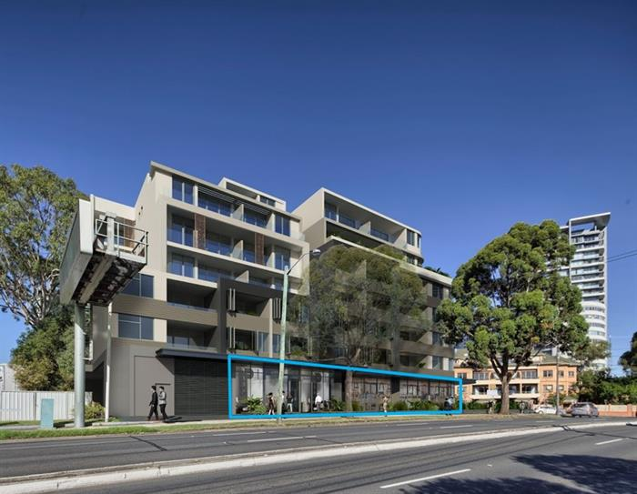 Shop 2 / 871 Pacific Highway Pacific Highway CHATSWOOD NSW 2067