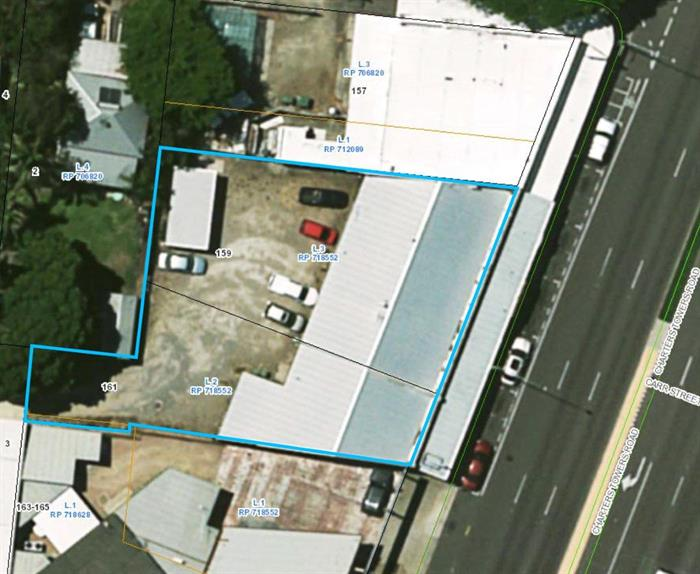 159-161 Charters Towers Road HYDE PARK QLD 4812