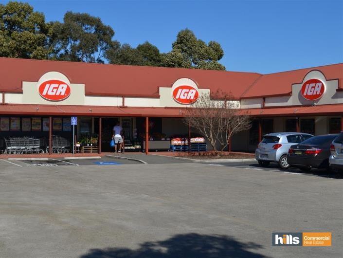 Shop  1/216 Farnham Road QUAKERS HILL NSW 2763