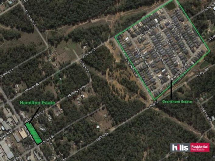 LAND/Lots 1-4 & Lots 91-9 Melbourne Road RIVERSTONE NSW 2765