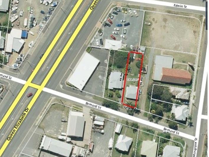 41 Bernard Street ROCKHAMPTON CITY QLD 4700