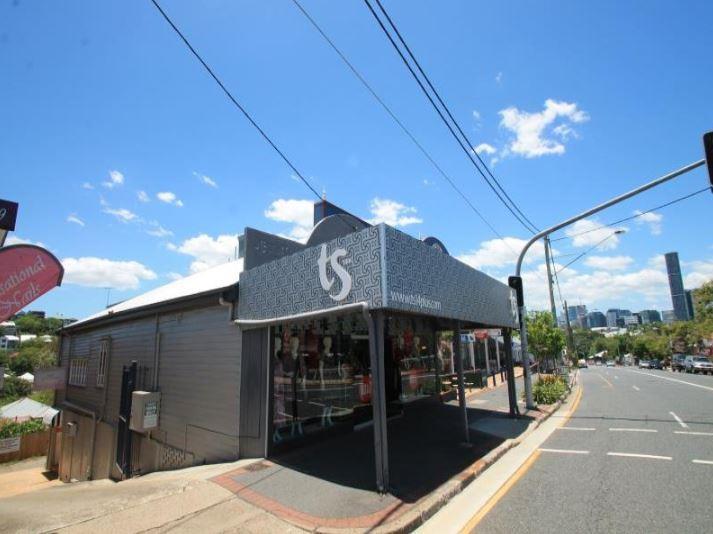 Shop  1/shop 1/191 Given Terrace PADDINGTON QLD 4064