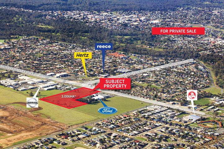 17-25 Northern Highway ECHUCA VIC 3564