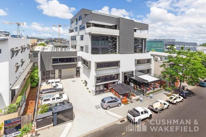 Kyabra Street NEWSTEAD QLD 4006