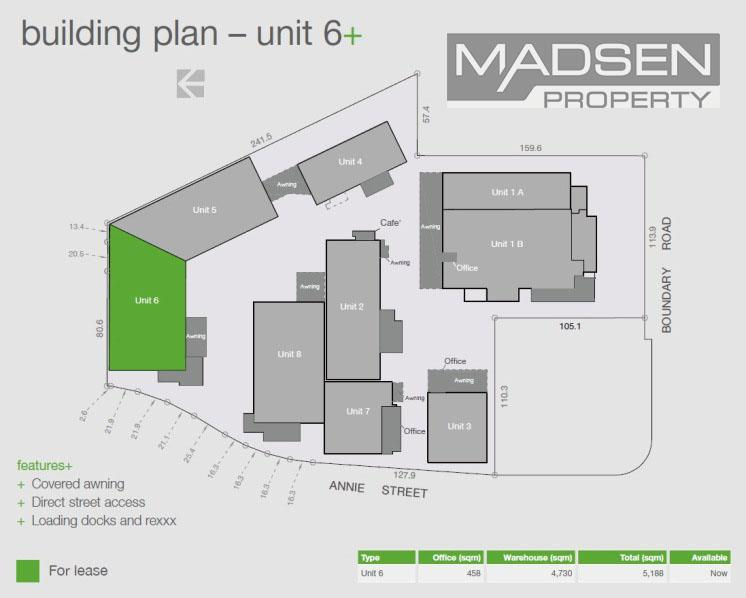 Bld 6/836 Boundary Road COOPERS PLAINS QLD 4108