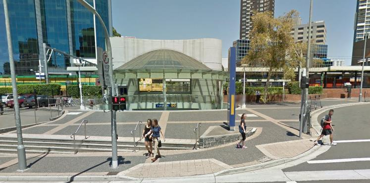 Eastern Concourse Parramatta Railway Station PARRAMATTA NSW 2150