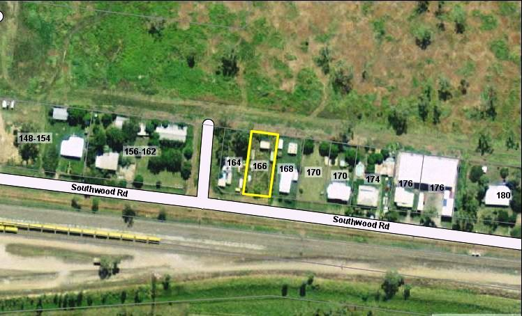 166 SOUTHWOOD ROAD STUART QLD 4811