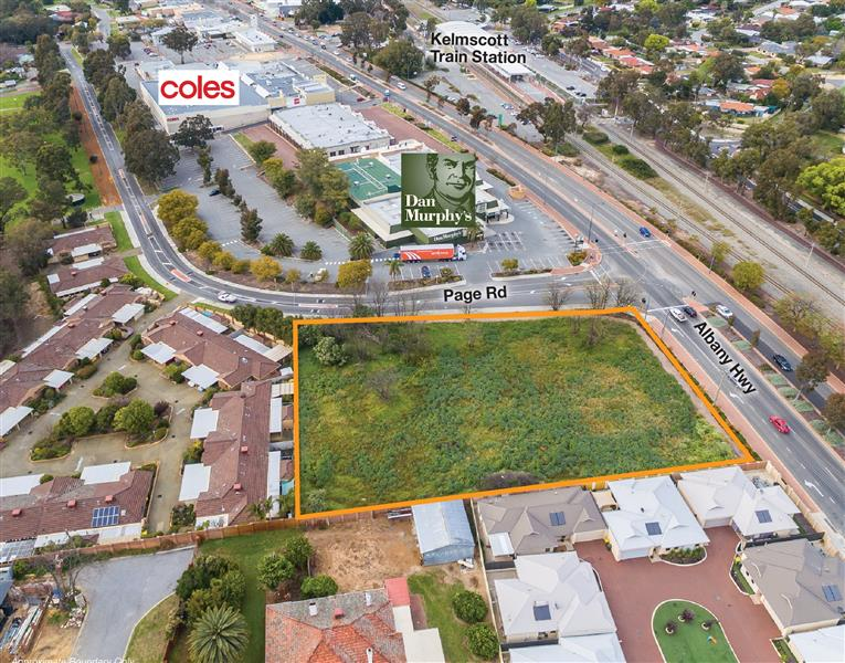 Lot 11 Albany Highway (Corner Page Road) KELMSCOTT WA 6111
