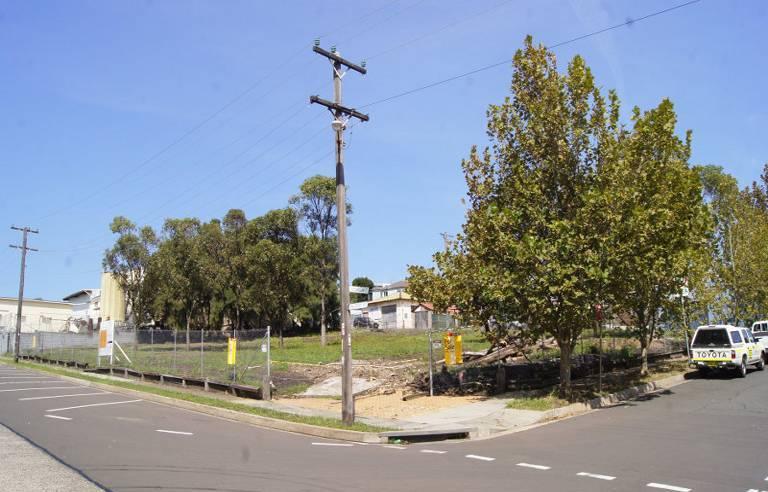 Lot 2, 75 Military Road PORT KEMBLA NSW 2505