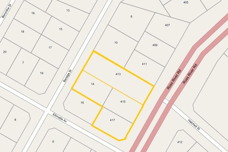 413 Ross River Road CRANBROOK QLD 4814