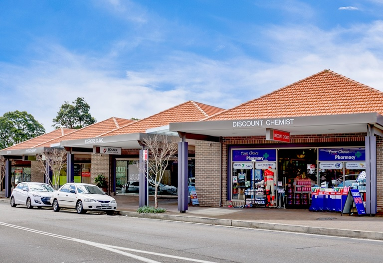 Shop 7, 191 Ramsay Street HABERFIELD NSW 2045
