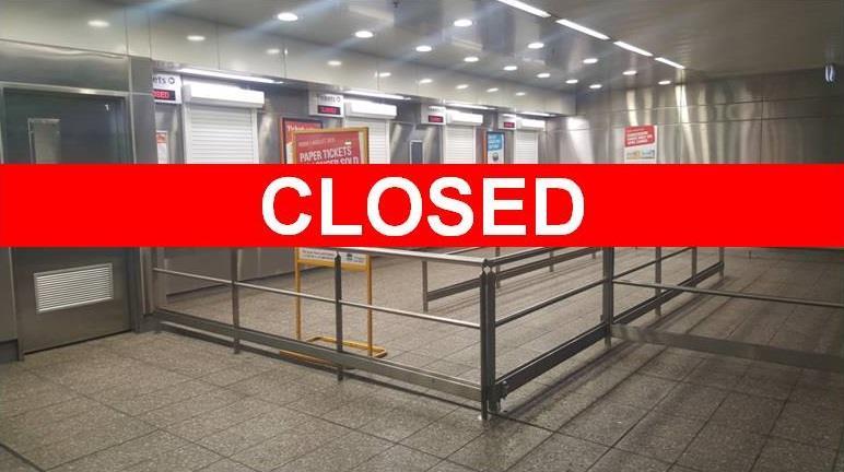 Ticket Office Western Concourse, Parramatta Railway Station PARRAMATTA NSW 2150