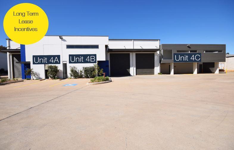 4A, 4B, 4C 7-9 Gardner Court WILSONTON QLD 4350