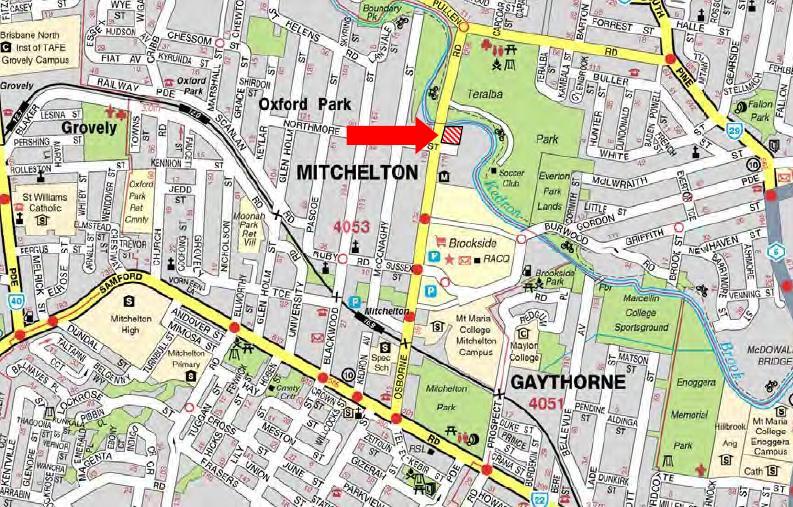 1+3+5+7 Northmore St & Osborne Rd MITCHELTON QLD 4053