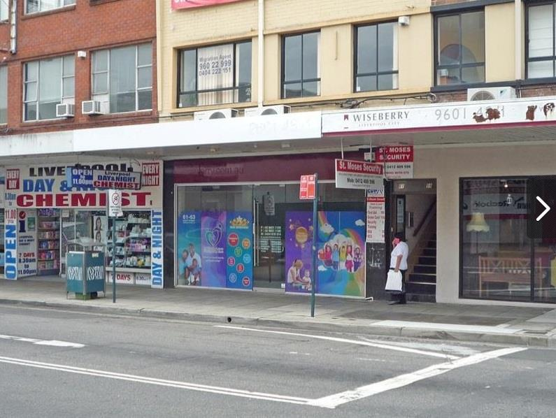 61-63 Scott Street LIVERPOOL NSW 2170