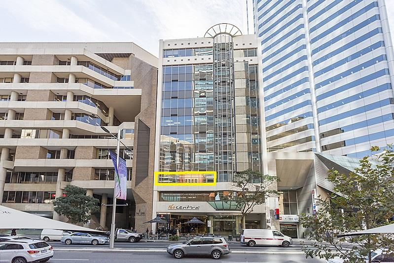 Level 2 su 160 st georges terrace perth wa 6000 office for 16 st georges terrace