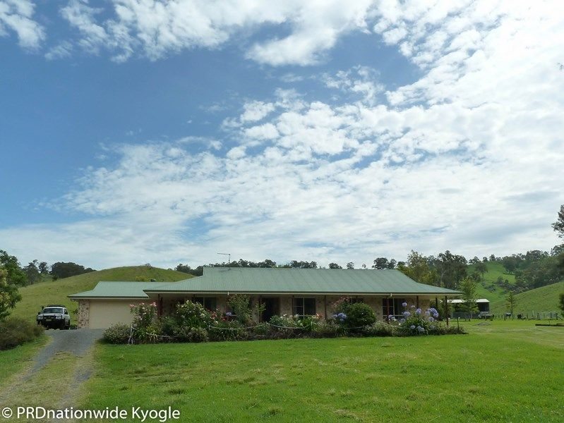 109 Applegum Road, West Wiangaree KYOGLE NSW 2474