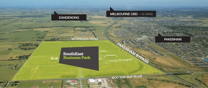 Lot 52 Corporate Terrace PAKENHAM VIC 3810