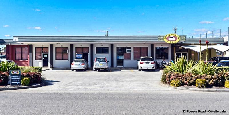 Bld I1, Un/22 Powers Road SEVEN HILLS NSW 2147