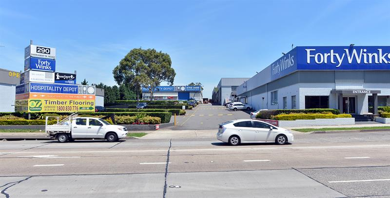 UNIT F/290 Parramatta road AUBURN NSW 2144