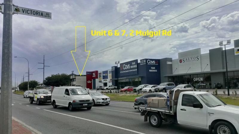 Unit 6/6 & 7 / 2 Mulgul Road MALAGA WA 6090