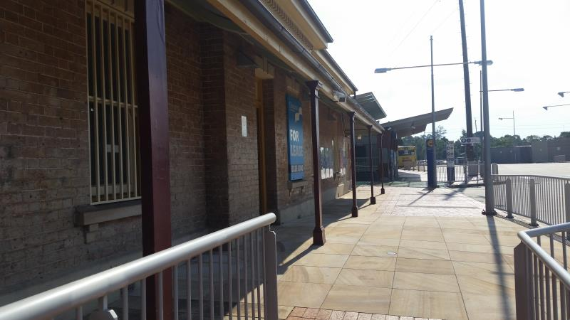 Windsor Railway Station WINDSOR NSW 2756